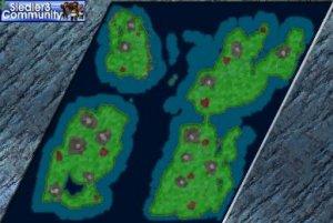 4 islands