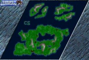 CS-11 Rohstoffinseln