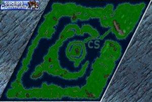 Isle of Gold (mit Amazonen)
