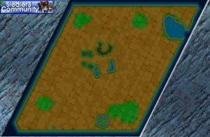 SA2AZ- Belagerungszustand