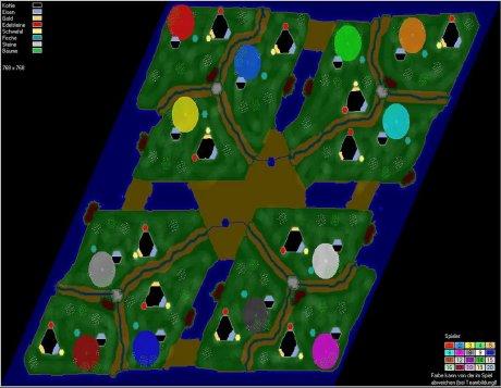 Settlers 3 Map: VelbertLan-12 from CC Dej
