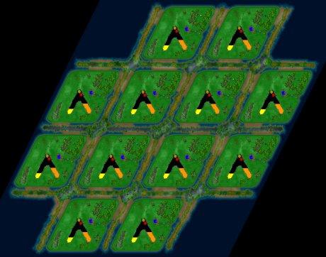Settlers 3 Map: Walking_Dead_12 from LuckyStrike
