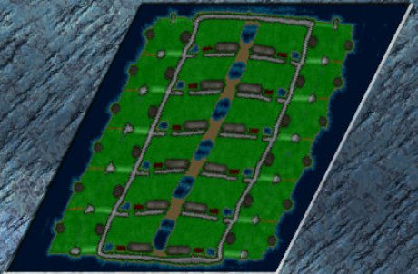 Settlers 3 Map: 12er Teamplay from admin