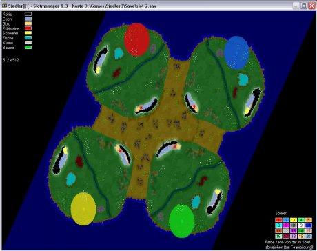 Siedler 3 Map: 512-4-Map_b von admin