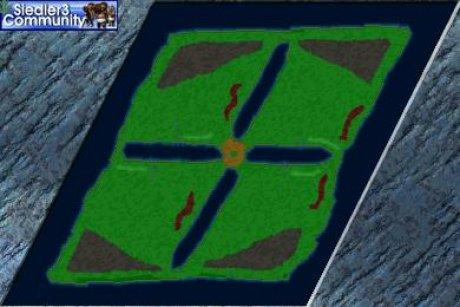 Siedler 3 Map: 640_metzel^3 von admin