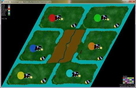 Siedler 3 Map: 6_River von admin