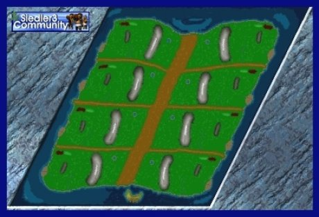 Settlers 3 Map: 8 Helden from admin