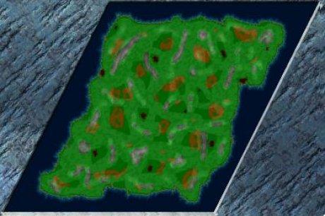 Settlers 3 Map: BigRandom from abahatchi