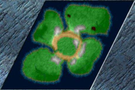 Settlers 3 Map: eYe-roman-4 from admin