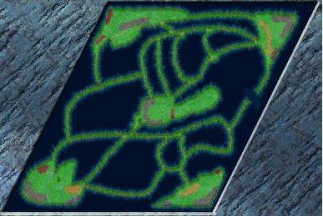 Siedler 3 Map: Landscape-5- von admin