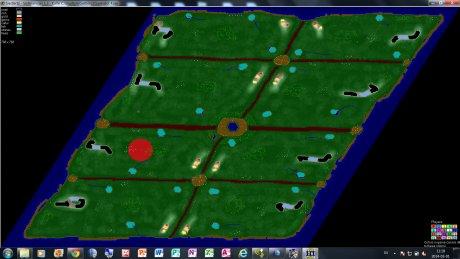 Siedler 3 Map: Matschi8er von admin