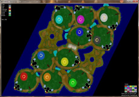 Settlers 3 Map: ringeldingel from abahatchi