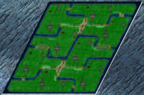 Settlers 3 Map: Tetris8NF from admin