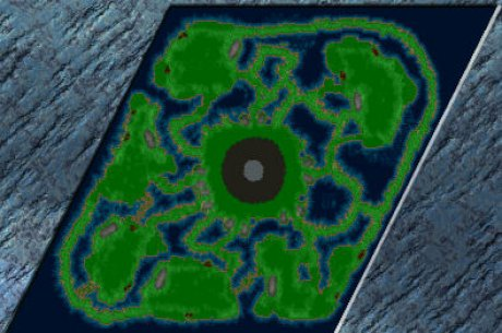 Settlers 3 Map: TheLegend from admin