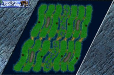 Settlers 3 Map: wildwest-572-4 from abahatchi