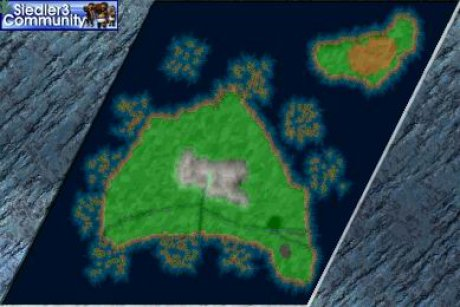 Settlers 3 Map: 448_big_mountain from abahatchi