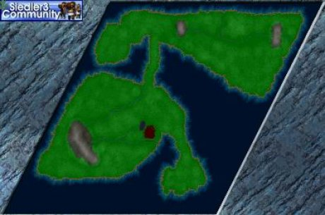Settlers 3 Map: 512-A-Pulver und Gold from abahatchi