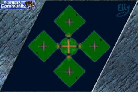Settlers 3 Map: ALIEN_tr_yl from abahatchi
