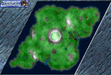Settlers 3 Map: Atlantis-Tinkakula-Classic from abahatchi