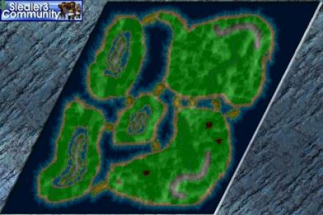 Settlers 3 Map: BABYLON_es-Single-Mission-byElly from abahatchi