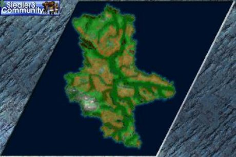 Settlers 3 Map: BLK - Sachsen-Anhalt from abahatchi