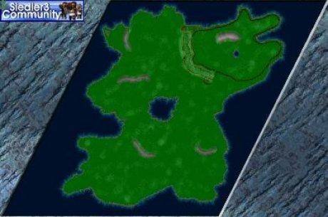 Settlers 3 Map: D6-Brandenburg from abahatchi