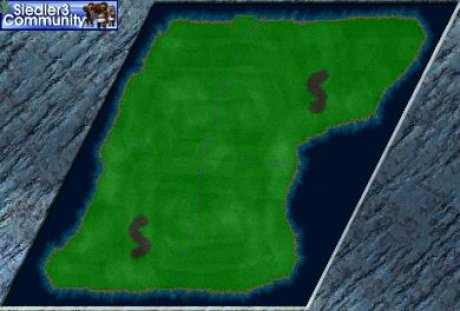 Settlers 3 Map: Die grosse Aufgabe from abahatchi