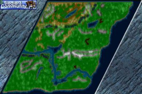Settlers 3 Map: DSCHINGIS KHAN_hd-Single-Mission-byElly from abahatchi
