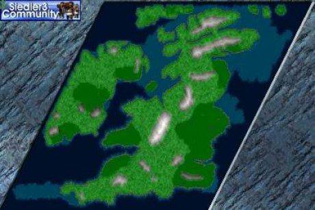 Siedler 3 Map: Great Britain von abahatchi