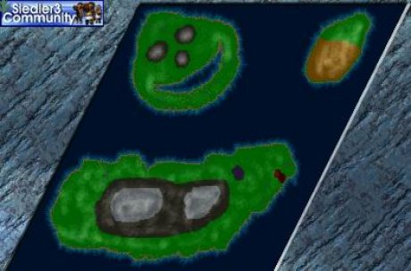 Settlers 3 Map: Help_Me from abahatchi