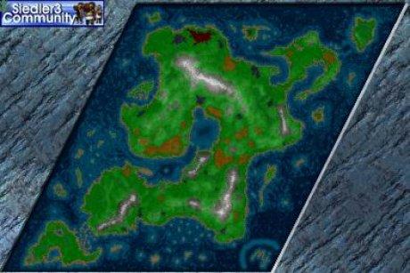 Siedler 3 Map: Marcij-1-01 von abahatchi