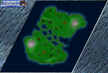 Settlers 3 Map: MOUNTAIN from abahatchi