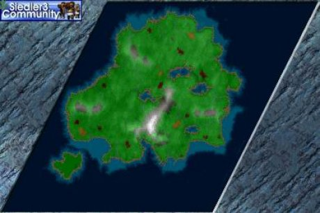Settlers 3 Map: No Enemy from abahatchi