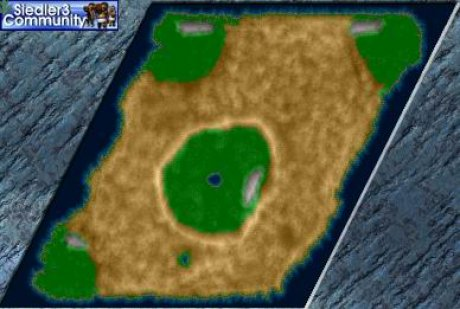 Settlers 3 Map: Nomad from abahatchi