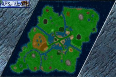 Settlers 3 Map: PC03 - Evolution from abahatchi