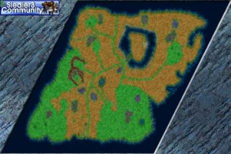 Settlers 3 Map: PK2 - Pakt mit dem Teufel from abahatchi