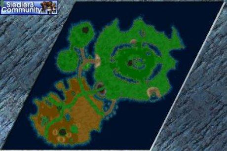 Siedler 3 Map: PR13 - El Cid von abahatchi