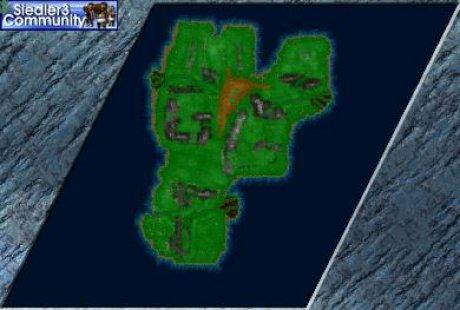 Siedler 3 Map: Quintus_640 von abahatchi