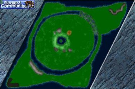 Settlers 3 Map: Rundell from abahatchi