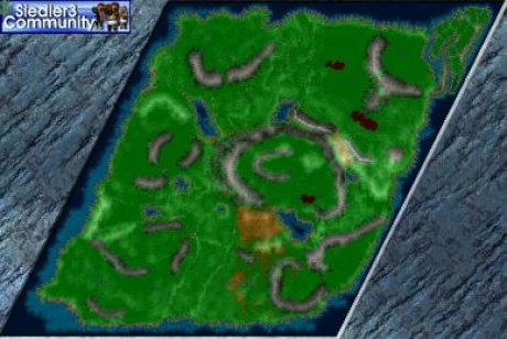 Settlers 3 Map: SF_DeathTrap_Asia from abahatchi