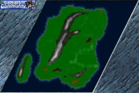 Settlers 3 Map: Siege from abahatchi