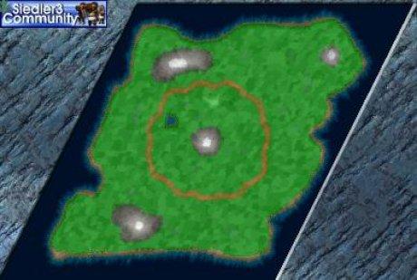 Settlers 3 Map: Teufelskreis from abahatchi