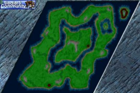 Settlers 3 Map: TEUTONEN_es-Single-Mission-byElly from abahatchi