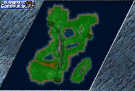 Siedler 3 Map: upsala von abahatchi