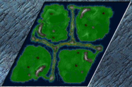 Settlers 3 Map: 704-M-Utopia from LuckyStrike