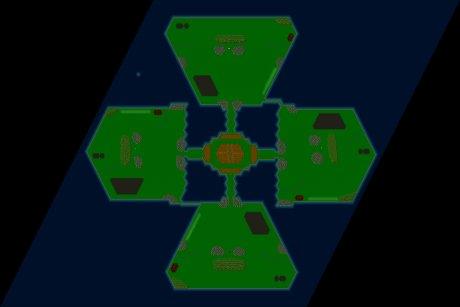Settlers 3 Map: Krieg-Der-Völker_4 from horus16