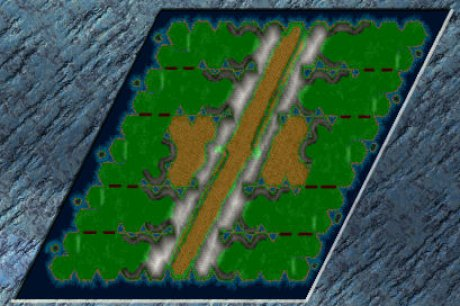 Settlers 3 Map: waben13 from LatinoHead