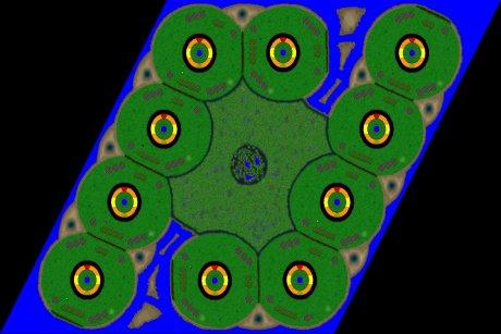 Settlers 3 Map: 10er-HoLY-MoLY from mavmav