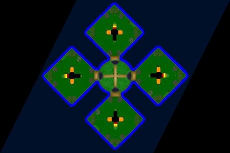 Siedler 3 Map: alien_2.0 von mavmav