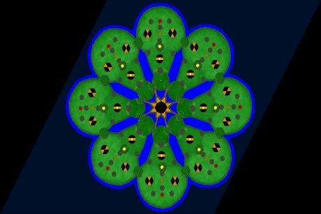 Siedler 3 Map: (8)mimimi von mavmav
